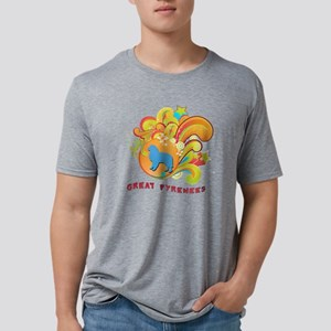 24-retro Mens Tri-blend T-Shirt
