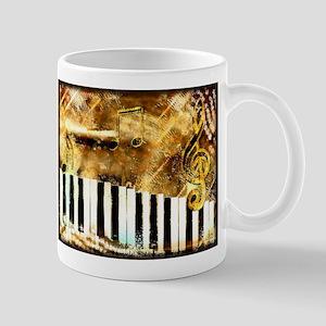 Musical Grunge Mug