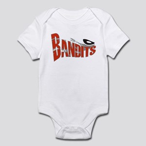 Sioux City Bandits Infant Bodysuit