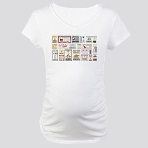 COOL COUPONS Maternity T-Shirt
