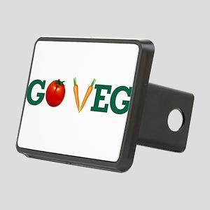 Go Veg Rectangular Hitch Cover