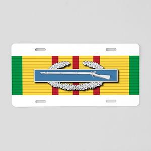 CIB Vietnam Aluminum License Plate