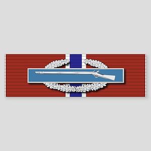 CIB Bronze Star Sticker (Bumper)