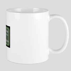 Achieve the Green Beret Way Banner Mug