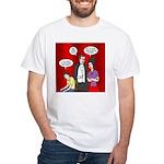 Vampire Generation Gap White T-Shirt