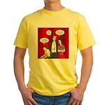 Vampire Generation Gap Yellow T-Shirt