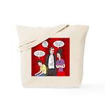 Vampire Generation Gap Tote Bag