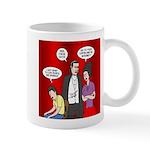 Vampire Generation Gap Mug