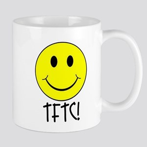 TFTC with Smiley Mug