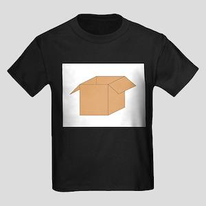 Cardboard Box Kids Dark T-Shirt