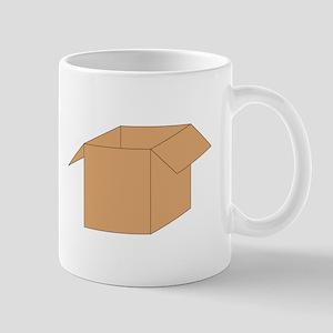 Cardboard Box Mug