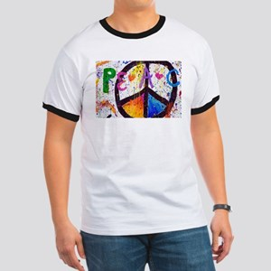 Love and Peace and Children Ringer T