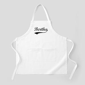 Vintage: Bertha BBQ Apron