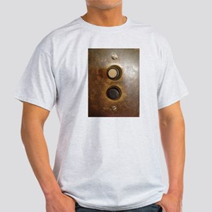 Victorian Push Button Light Switch Light T-Shirt