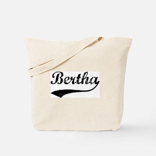 Vintage: Bertha Tote Bag