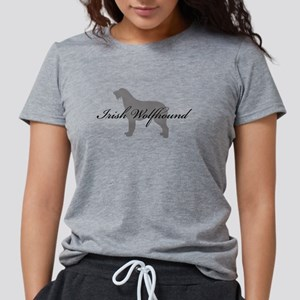 13-greysilhouette2 Womens Tri-blend T-Shirt