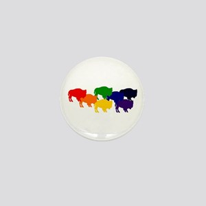 buffalopride Mini Button