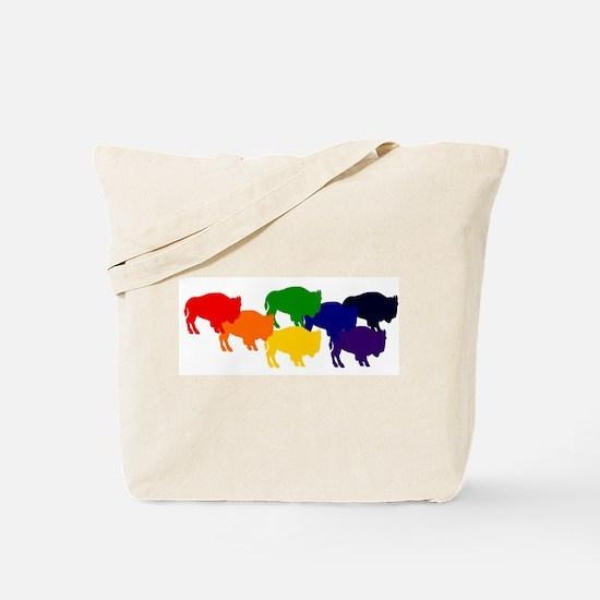 buffalopride Tote Bag