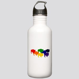 buffalopride Stainless Water Bottle 1.0L