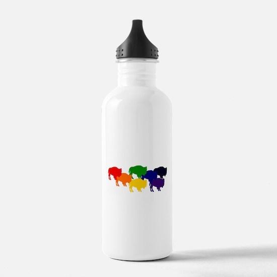 buffalopride Water Bottle