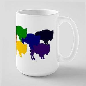 buffalopride Large Mug
