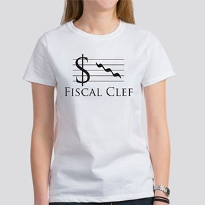 Fiscal Clef Women's T-Shirt