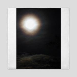 Full Moon Rising Queen Duvet
