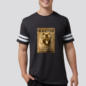 24-Wanted _V2 Mens Football Shirt