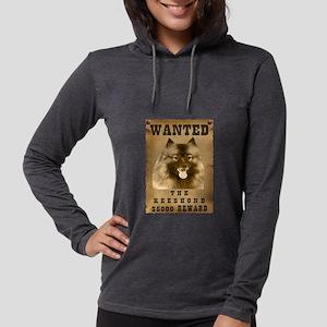 24-Wanted _V2 Womens Hooded Shirt