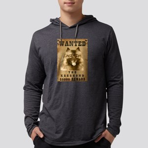 24-Wanted _V2 Mens Hooded Shirt