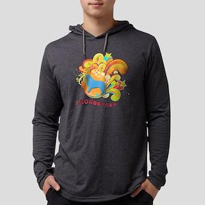 33-retro Mens Hooded Shirt