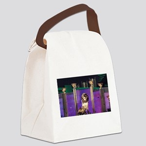 MGM Lion Canvas Lunch Bag