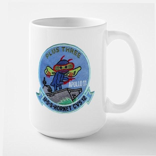Apollo 11 & Cvs-12 Large Mug Mugs