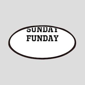 Sunday Funday Patches