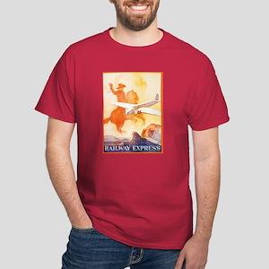 Railway Express Clothing Dark T-Shirt