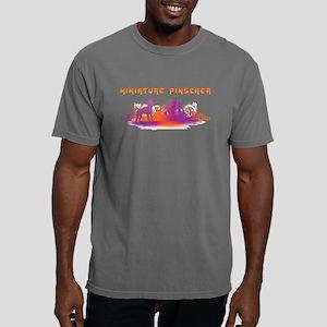 2-citydog Mens Comfort Colors Shirt