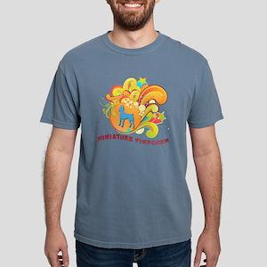 9-retro Mens Comfort Colors Shirt