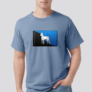 4-blueblack Mens Comfort Colors Shirt