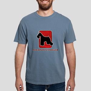 5-redsilhouette Mens Comfort Colors Shirt