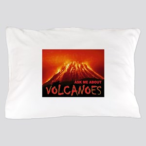 VOLCANOES Pillow Case