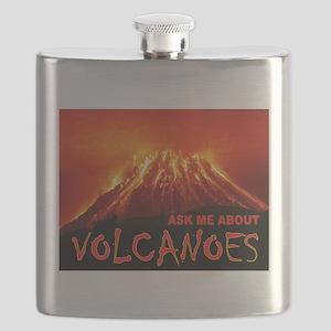 VOLCANOES Flask