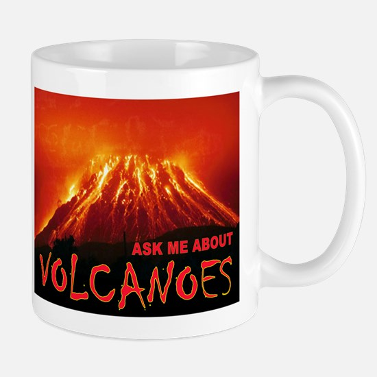VOLCANOES Mug