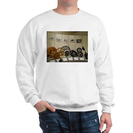 Beginning Of The Wheel Sweatshirt
