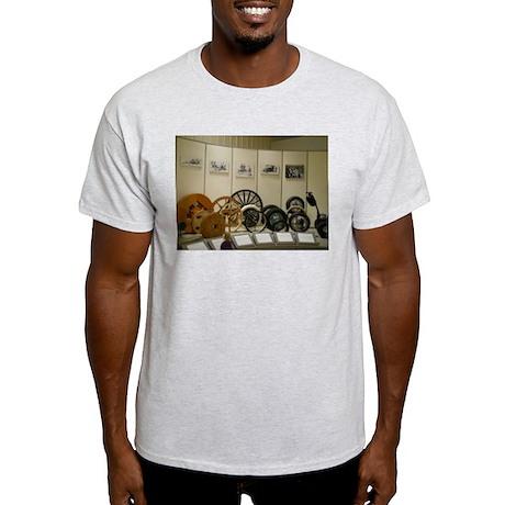 Beginning Of The Wheel Light T-Shirt