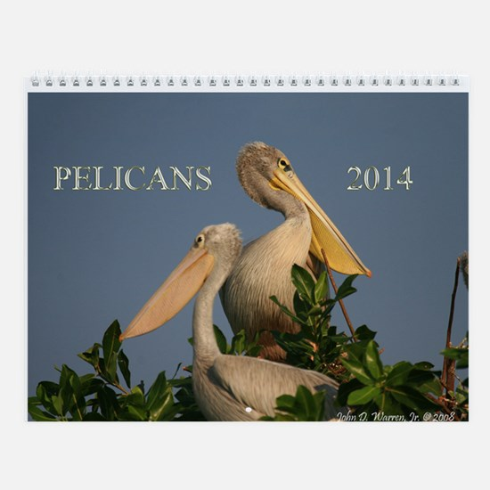 Pelican Calendar 14