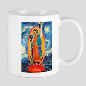 CrossFit Lady of Guadalupe Mug