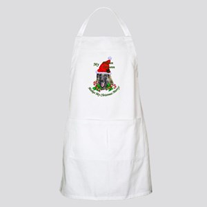 Belgian Tervuren Christmas Light Apron