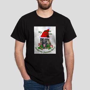Belgian Tervuren Christmas Dark T-Shirt