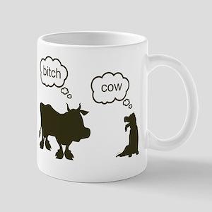 Bitch Cow Mug