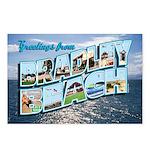 Bradley Beach Sunrise Postcard(Pkg of 8)